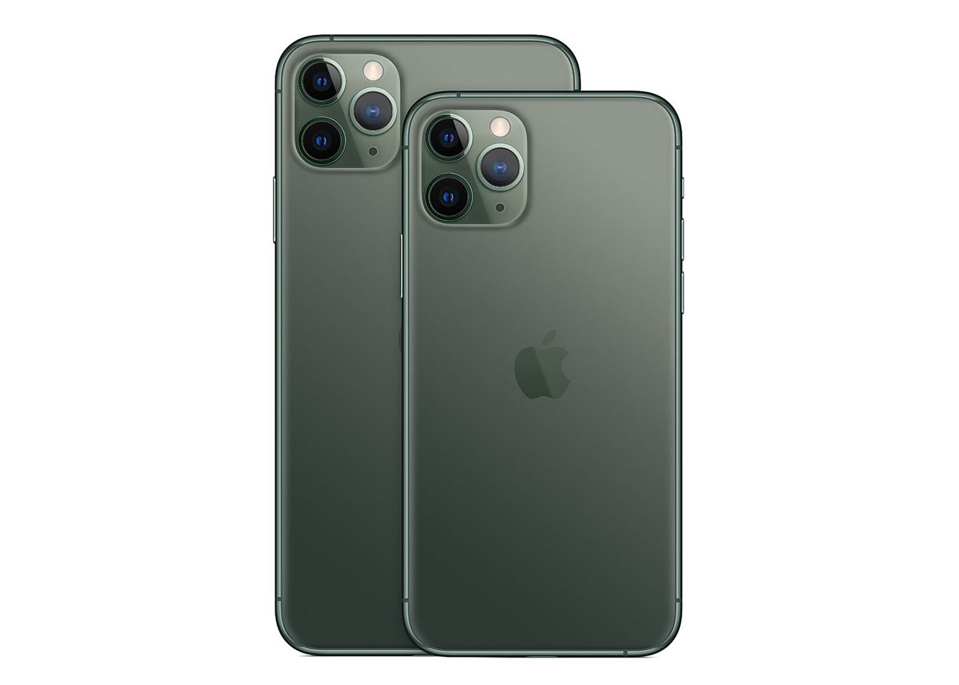iPhone 11 Pro and 11 Max